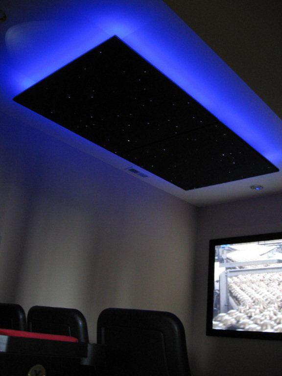 Galaxy Twilight Star Ceiling - gallery