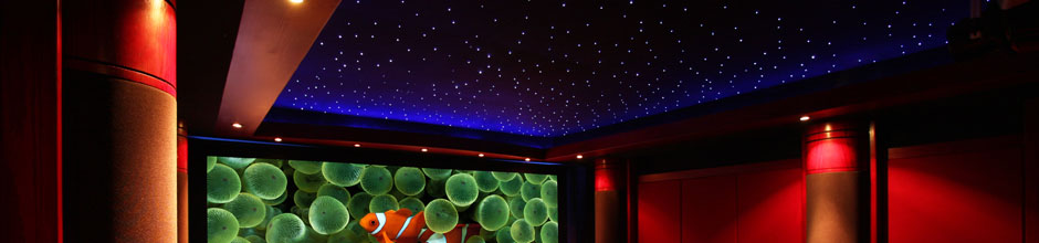 Galaxy Twilight Star Ceiling About
